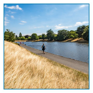 Commercial Cleaning and Office Cleaning North West | SMClean NW | Walking By Water