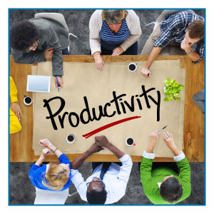 Commercial Cleaning and Office Cleaning North West | SMClean NW | Productivity Brainstorming Meeting