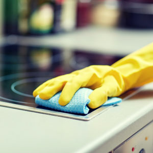 Office Cleaning North West | SMClean NW | Clean cooker