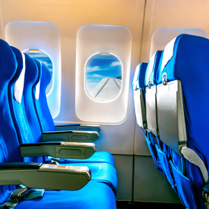 Office Cleaning North West   SMClean NW   Airplane seats